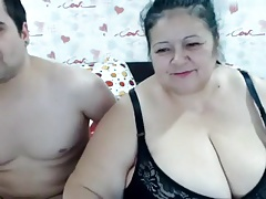 Couple, Mature, Webcam