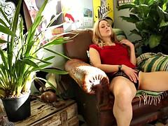 Tattooed Layla Masturbating