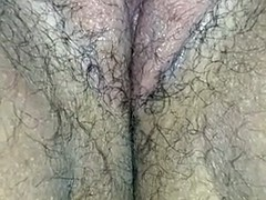 mixed thick good hairy wet  pussy