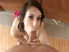 Busty young whore enjoy anal