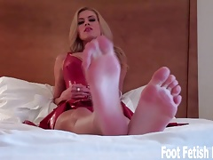 Worship our feet and we will reward you