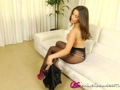 Emily J Only Silk And Satin