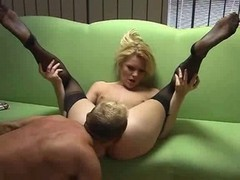 Female domination Nylon Foot Enjoy Arse L