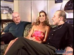 Natalie Houston is a beautiful wife of a voyeur that enjoys watching her get fucked by one more lad as youll see when this hot blonde surely gives