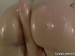 Best ass ever seen on webcam