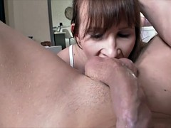 Anal porno features Anika Vice getting ass fucked