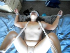 Chinese wife in disciplining hardcore