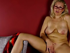 Mature housewives with very hungry Gussie from 1fuckdatecom