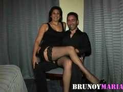 Amateur, Brunette brune, Cocu