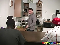 Negro, Gay, Peludo, Hd, Interracial
