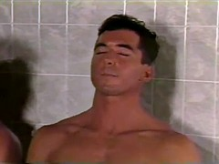 Orgy in the shower
