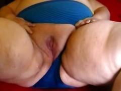 Soaked Big beautiful women Cum bucket Squirt