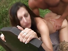 slut in the garden