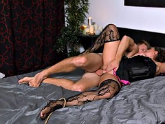 Pussy of a MILF gets hammered