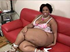 Mooie dikke vrouwen, Zwart, Zwart, Fetisj