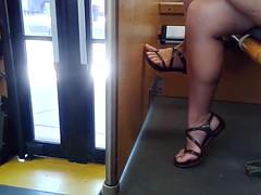 Candid feet #98