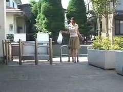 epic Japanese MILF Natuko Mizugi showing her skills
