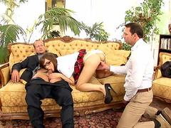 Tina Hot- Taking Teachers Dick