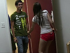 18 летние, Любители, Брюнетки, Одноклассница, Группа, Секс без цензуры, Реалити, Тощие