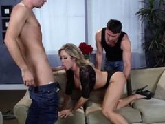 Brazzers - De facto Wife Stories - Capri Cavanni Keiran Lee and also Toni Ribas -  Spicing It Up With
