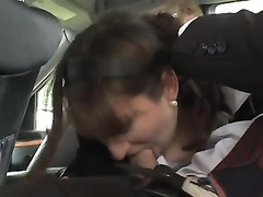 Charlotte de castille enculee en voiture
