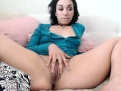 Large booty brunette whore holly west solitary pussy show