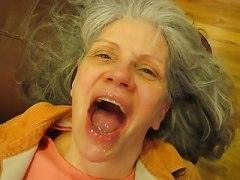 Любители, Сперма во рту, Бабушки