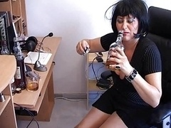 Drunk eager mom secretary fraction 3