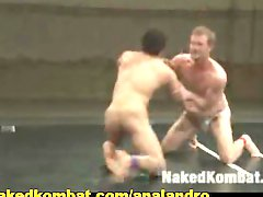 Tight Ripped Bodies Big Beefy Penises and Wild Wrestling Skills
