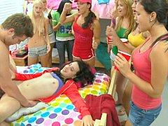 Блондинки, Минет, Одноклассница, Колледж, Общежитие, Секс без цензуры, Вечеринка, Студентка