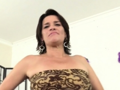 More aged Slut Satisfies Herself with Toys