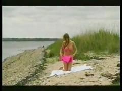 Amandla Fuck On The Beach