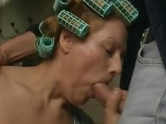 Good older housewife giving head immature love tool