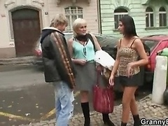 Young Man Vs Mature Prostitute