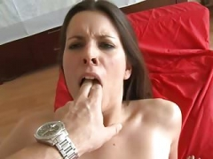 slaave slut spanked