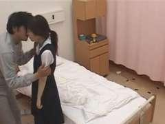 Asiatisch, Japanische massage