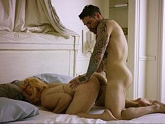 Sexy mom loves men with tattooes