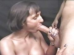 Mature Oral sex And Cumshots