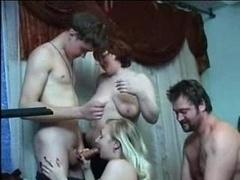 Семья, Группа, Оргии