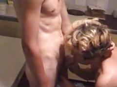 Moden Kvinde and besides Ung Fyr (Danish Title)(Not Danish Porn) 15