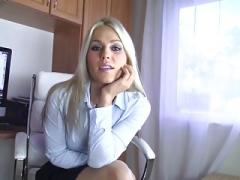 Hot Blonde Nylon Soles