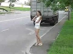 Prostituée, Russe