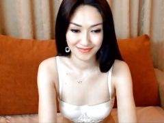 Asiatique, Chinoise, Japonaise, Masturbation