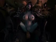 Sylvanas Piece 1 Hentai Adult entertainment