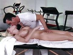 Brazzers - Dirty Masseur - Rileys Raunchy Rubdown episode star