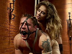 Mistress Felony dominating