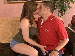 Big titted Sara simply wants to get fucked
