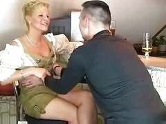 Charming Dutch Sexually available mom