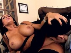 Brazzers - Shes Gonna Squirt - Have an intercourse My Heaving Bosoms scene starring Jenna Presley and Erik Everhard