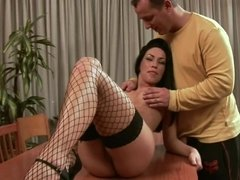 Mya Diamond is getting nasty again and she needs no bed to fuck